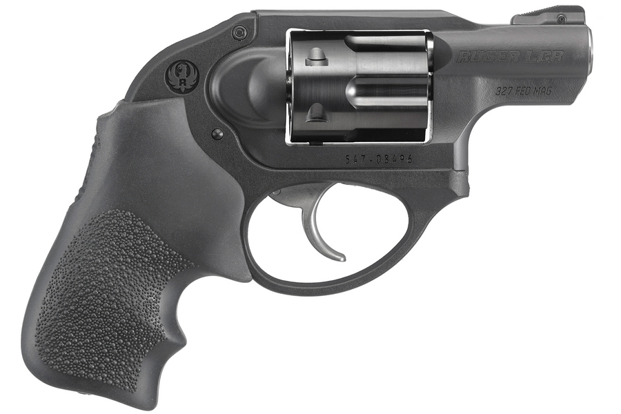 LCR 327 FED MAG DOUBLE-ACTION REVOLVER