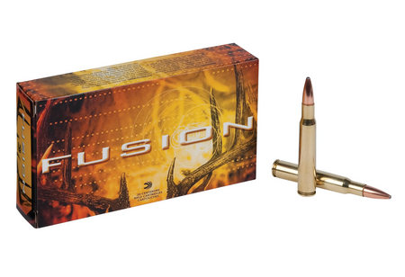 FEDERAL AMMUNITION 22-250 Rem 55 gr Fusion 20/Box