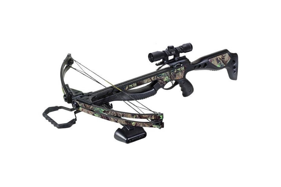 Jackal Crossbow Package with Scope