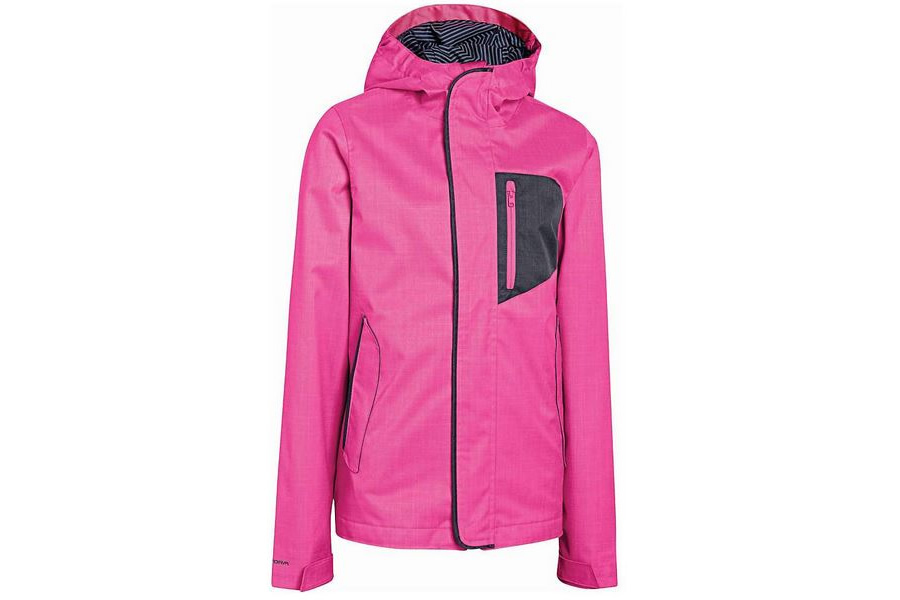 2be8e7f27b8a UNDER ARMOUR COLDGEAR INFARED GEMMA 3 IN 1 COAT GIRLS