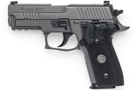 SIG SAUER P229 LEGION 9MM WITH NIGHT SIGHTS
