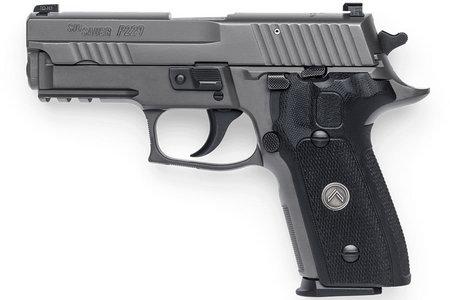 P229 LEGION 9MM WITH NIGHT SIGHTS