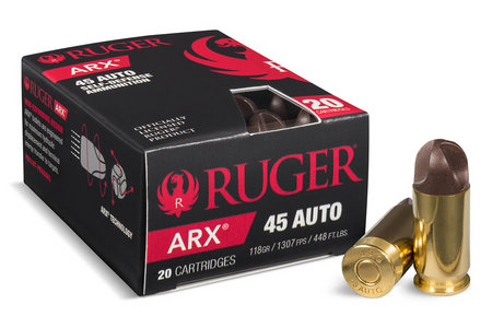 AMMO 45 AUTO 114 GR ARX SELF DEFENSE