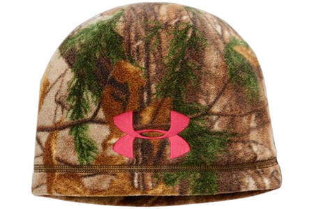 WOMENS SCENT CONTROL CAMO BEANIE