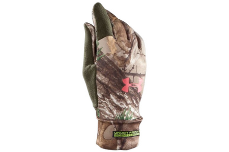 WOMENS SCENT CONTROL CAMO GLOVES