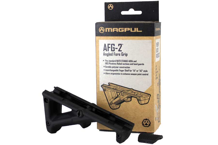 AFG-2 ANGLED FORE GRIP
