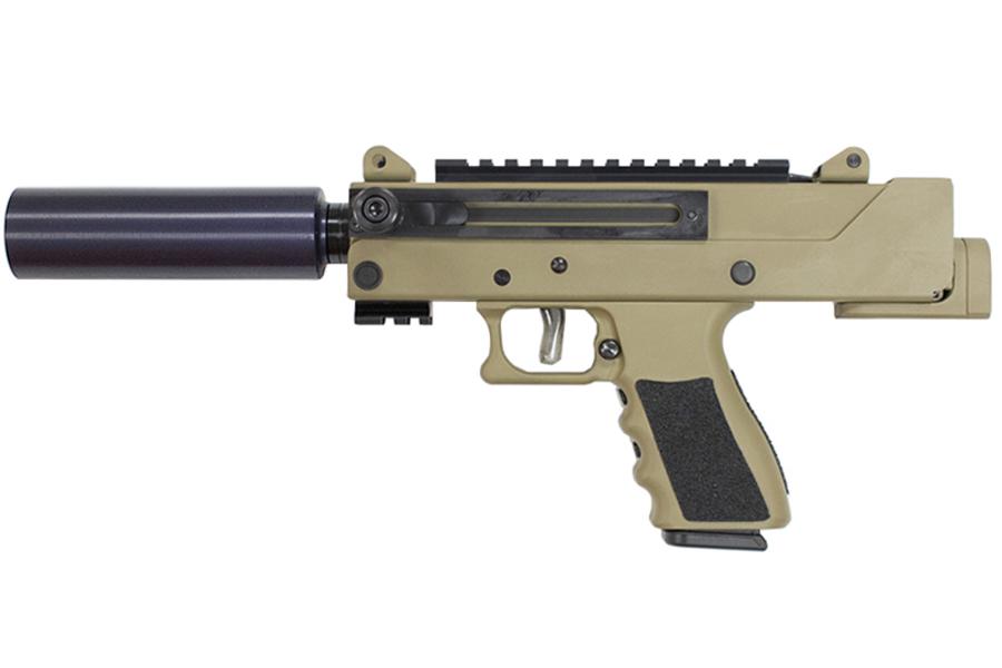 Masterpiece Arms Defender Series 9mm Flat Dark Earth