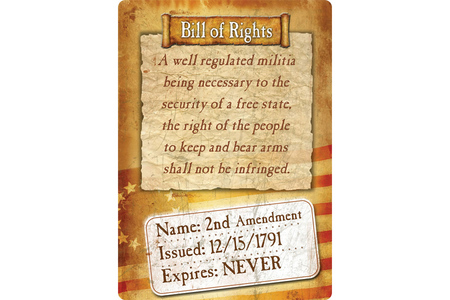 BILL OF RIGHTS SIGNS