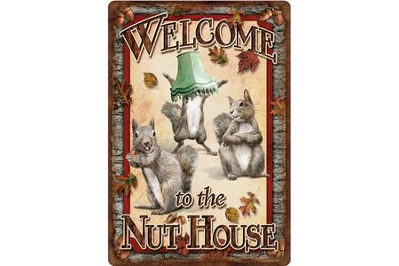 11 X 16 NUT HOUSE