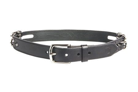 DOUBLE BUCKLE BELT