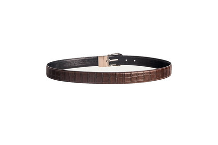 BACK TO BACK REVERSIBLE BELT