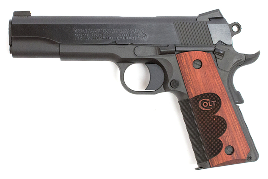 WILEY CLAPP .45 ACP GOVERNMENT MODEL