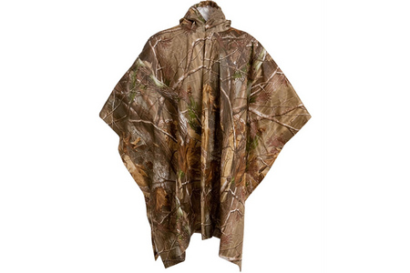 YOUTH UNIVERSAL CAMO PONCHO