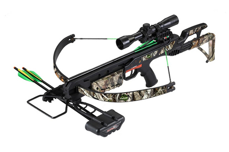 EMPIRE TERMINATOR CAMO SCOPE PACKAGE
