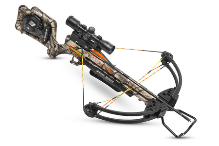 WICKED RIDGE Ranger Crossbow Package (Camo)