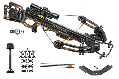 TEN POINT STEALTH FX4 ACUDRAW 50 PACKAGE
