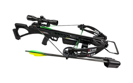 KILLER INSTINCT Model 350 Crossbow Package