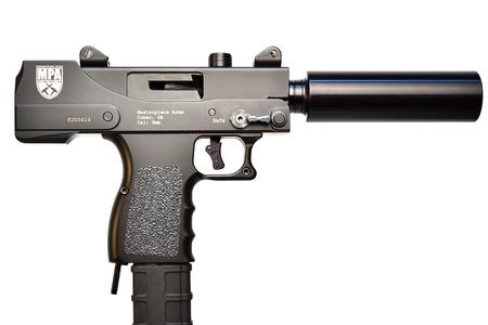 Masterpiece Arms Defender 9mm Top-Cocking Pistol