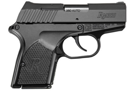 REMINGTON RM380 .380 ACP CARRY CONCEAL PISTOL