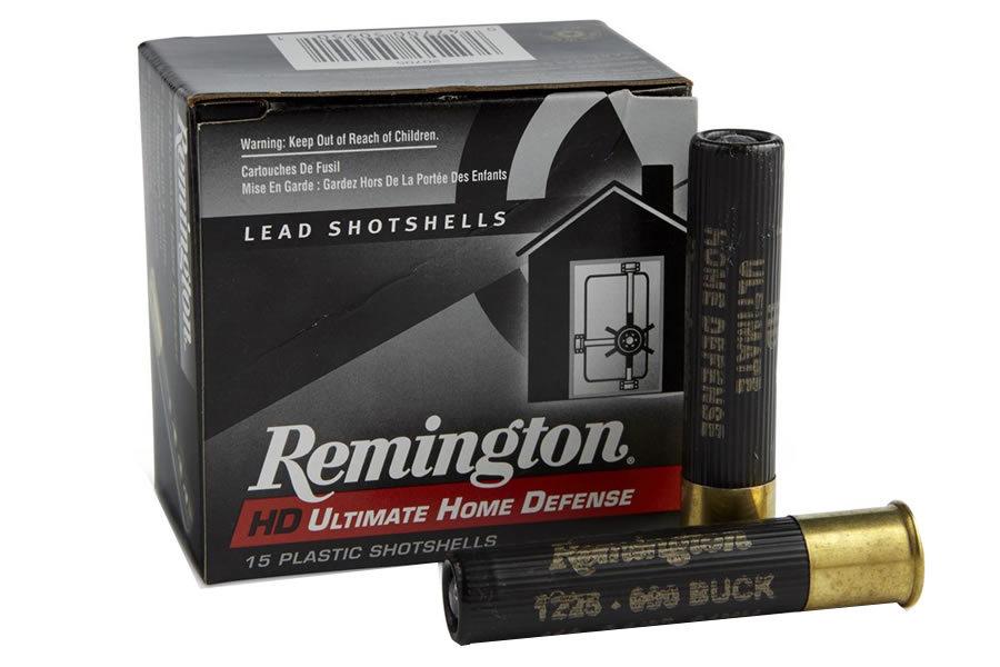 Remington  410 Ga 3 In  000 Buckshot 5 Pellet Ultimate