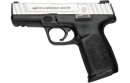 SMITH AND WESSON SD9 VE 9MM TWO-TONE PISTOL (LE)