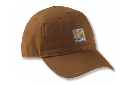SIGNATURE CANVAS CAP