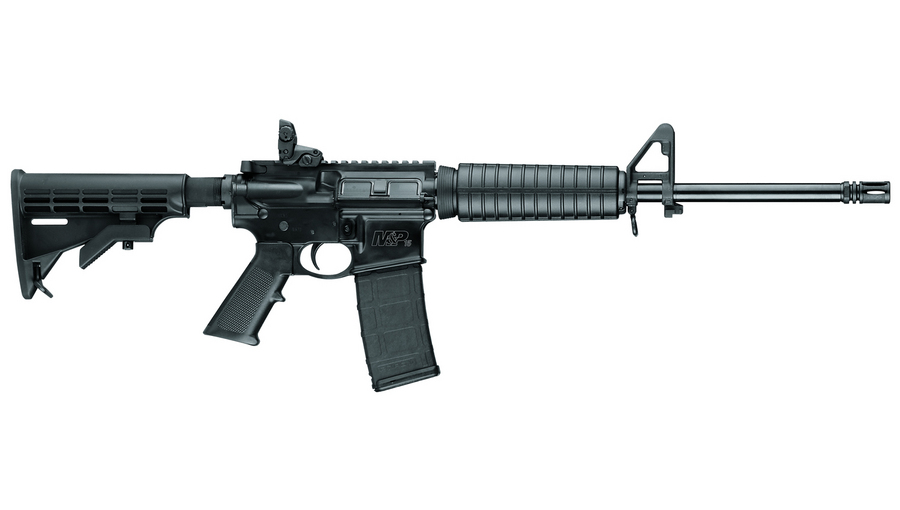 No. 13 Best Selling: SMITH AND WESSON MP15 SPORT II 5.56 RIFLE
