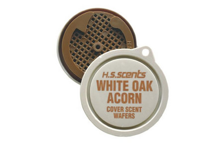WHITE OAK ACORN  WAFER 01010