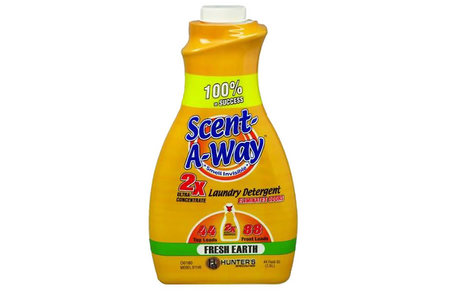 SCENT-A-WAY LAUNDRY DETERGENT 44OZ 01145