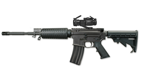 WINDHAM WEAPONRY CARBON FIBER SRC 5.56 W/ STRIKEFIRE II