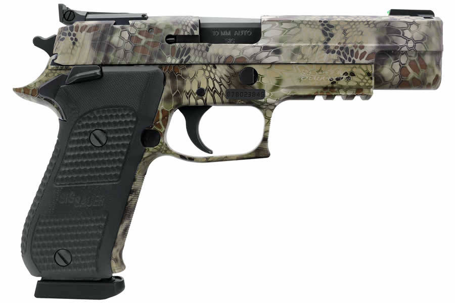 P220 ELITE 10MM STAINLESS KRYPTEK CAMO