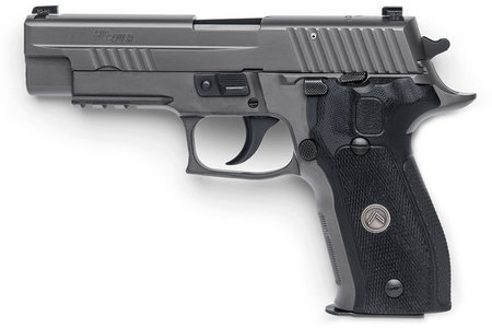 SIG SAUER P226 LEGION 40SW WITH NIGHT SIGHTS