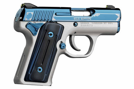 KIMBER SOLO CARRY SAPPHIRE 9MM W/ NIGHT SIGHTS