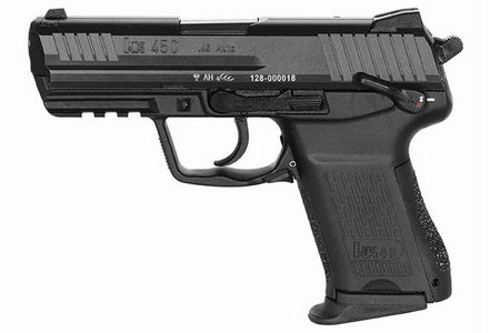 H  K HK45C 45 ACP WITH SAFETY/DECOCKING LEVER