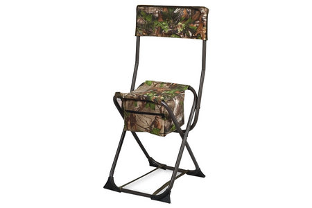 CAMO DOVECHAIR WITH BACK RTX GREEN