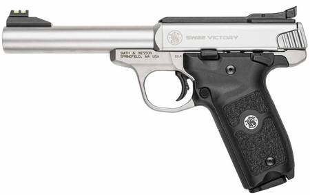 SMITH AND WESSON SW22 VICTORY 22LR RIMFIRE PISTOL