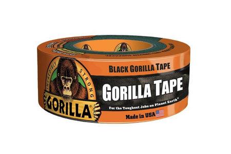 GORILLA TAPE 12 YARD BLACK