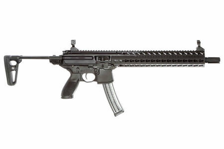 MPX 9MM CARBINE WITH KEYMOD RAIL