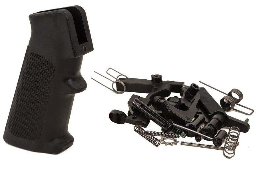 5 56/ 223 AR-15 Lower Parts Kit