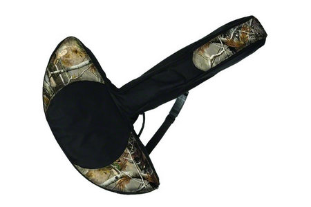 DELUXE CROSS BOW CASE BLACK/CAMO 44X33