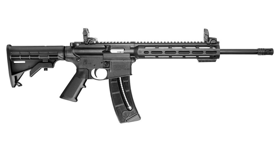 No. 1 Best Selling: SMITH AND WESSON MP15-22 SPORT 22LR RIMFIRE RIFLE
