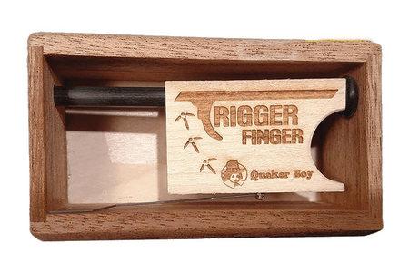 TRIGGER FINGER BOX PUSH BUTTON CALL