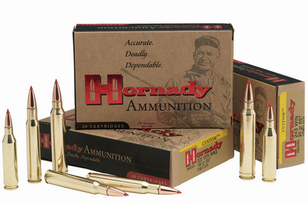 HORNADY 300 Blackout 135 gr FTX Custom 20/Box