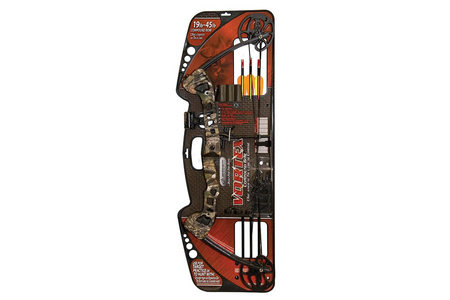 VORTEX COMPOUND BOW PACKAGE YOUTH