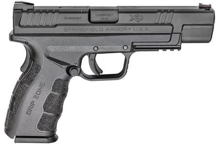 SPRINGFIELD XD MOD.2 9MM 5-INCH TACTICAL BLACK