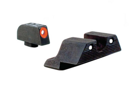 TRIJICON HD Night Sight Sight for Sig 40SW and .45 ACP Pistols (Orange)