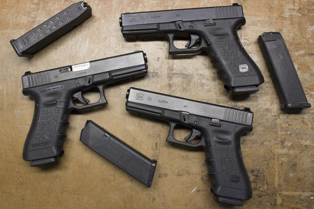 GLOCK 22 40SW POLICE TRADES (GEN3) VERY GOOD