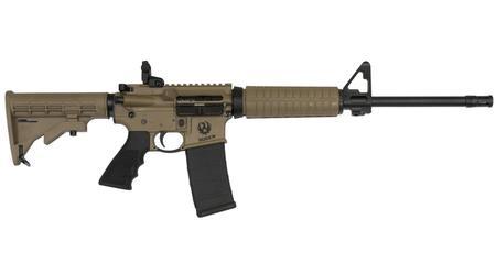 AR-556 5.56 BARRETT BROWN CERAKOTE