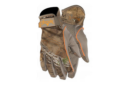 FULL SEASON MIDWEIGHT CAMO GLOVE