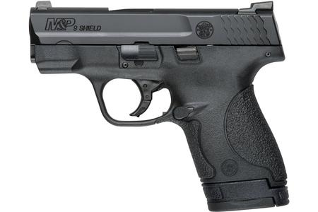 SMITH AND WESSON MP9 SHIELD 9MM WITH NIGHT SIGHTS